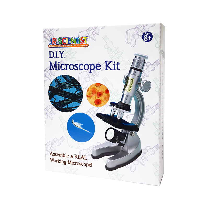 Elenco EDU-37723 DIY Microscope Kit