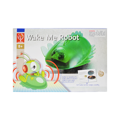 Elenco EDU-4003 Wake Me Robot