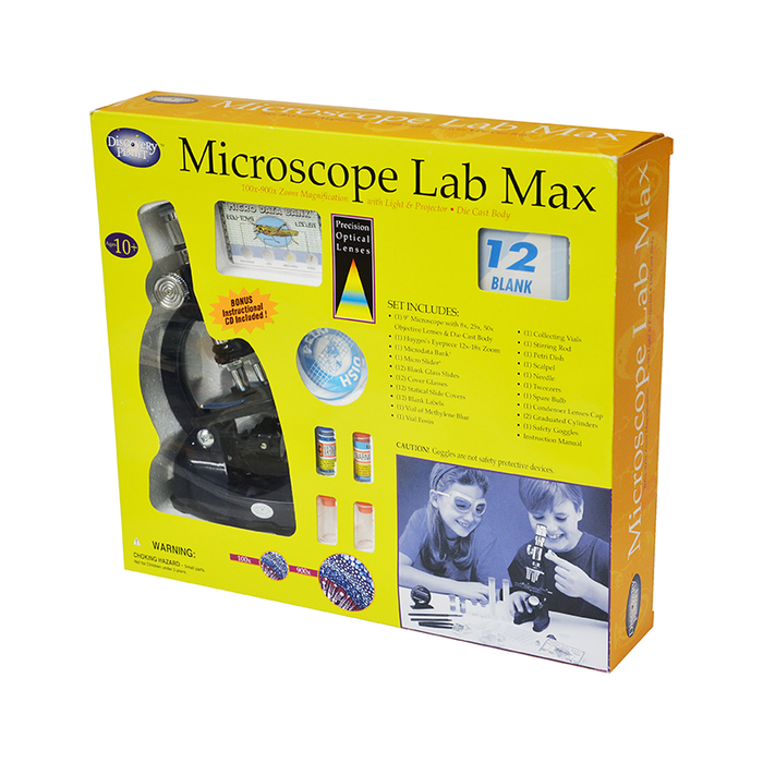 Elenco EDU-41002 Microscope Lab Max