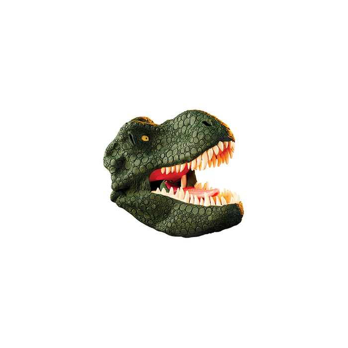Elenco EDU-559 Peg Sculpture® Head T-Rex