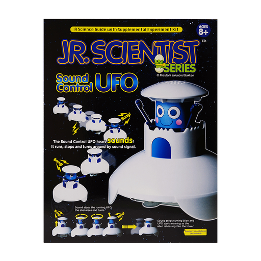 Elenco EDU-62022 Sound Control UFO