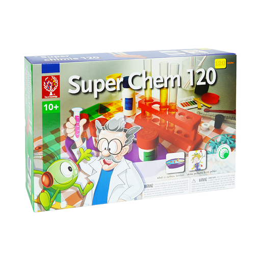 Elenco EDU-8355 Super Chem 120