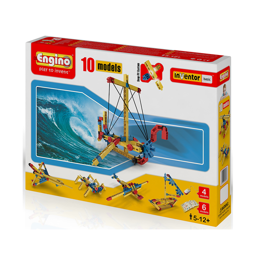 Engino ENG-1020 10 Model Construction Set