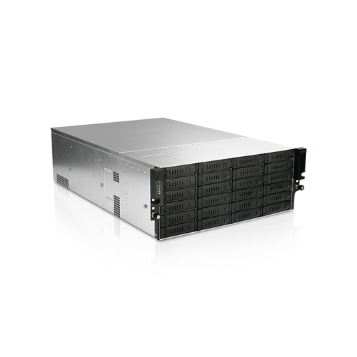 iStarUSA EX4M36-EXP 4U 36-Bay Storage Server Rackmount Chassis with SAS Expander