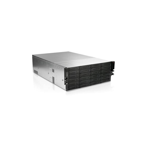 iStarUSA EX4M36EXP-750PD8G 4U 36-Bay Storage Server Rackmount Chassis with SAS Expander 750W Redundant Power Supply