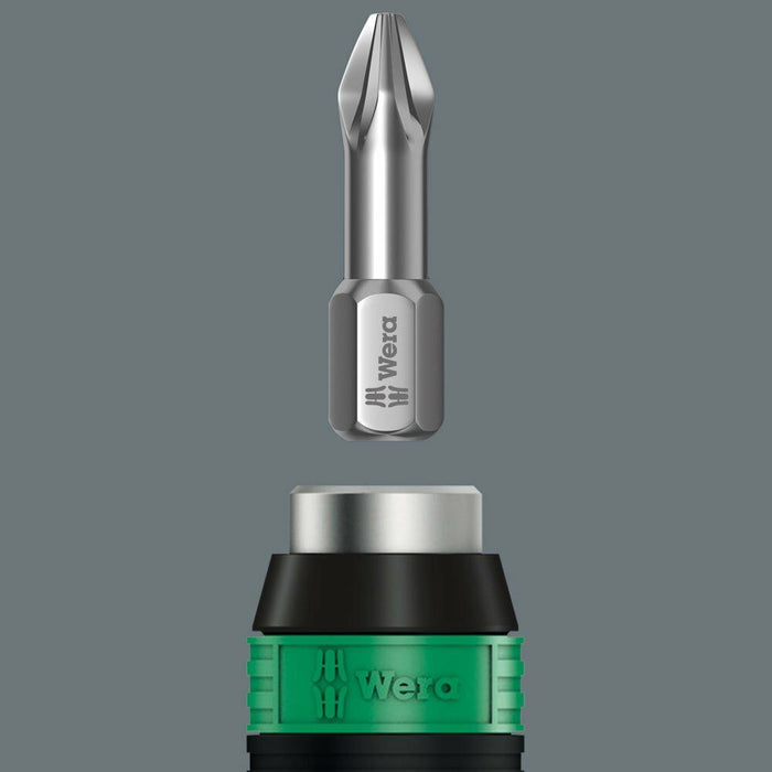 Wera 05074721001 25 in-lbs Fixed Torque Pistol Grip Screwdriver