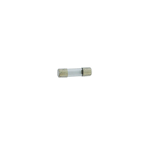 Velleman FU2N 5 x 20mm Slow Acting (slow blow) Glass Fuse, 10 pack, 2A