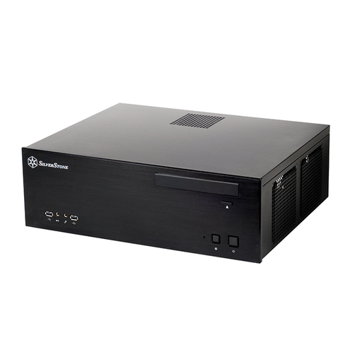 SilverStone GD04B-USB3.0 HTCP Chassis