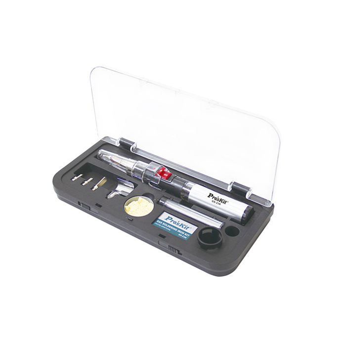 Eclipse GS-23K Auto Ignite Gas Soldering Iron Kit