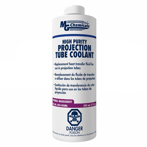 MG Chemicals 803-500ML Projection Tube Coolant, 17 oz Bottle