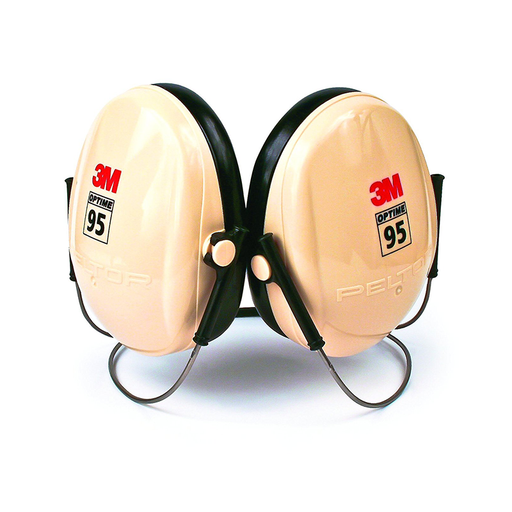 3M H6B/V Peltor Optime 95 Behind-the-Head Earmuffs