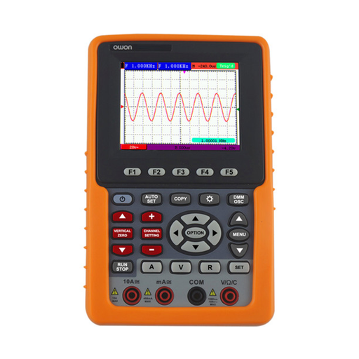 Owon HDS2061M-N 1-Channel Handheld Digital Storage Oscilloscope (60 MHz)