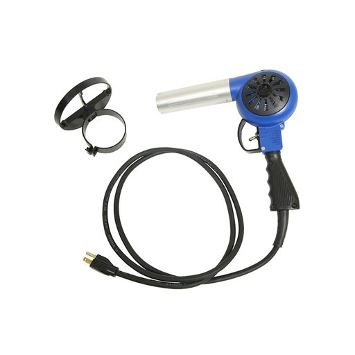 NTE Electronics HG-005 Industrial Heat Gun with Adjustable Air Intake Regulator