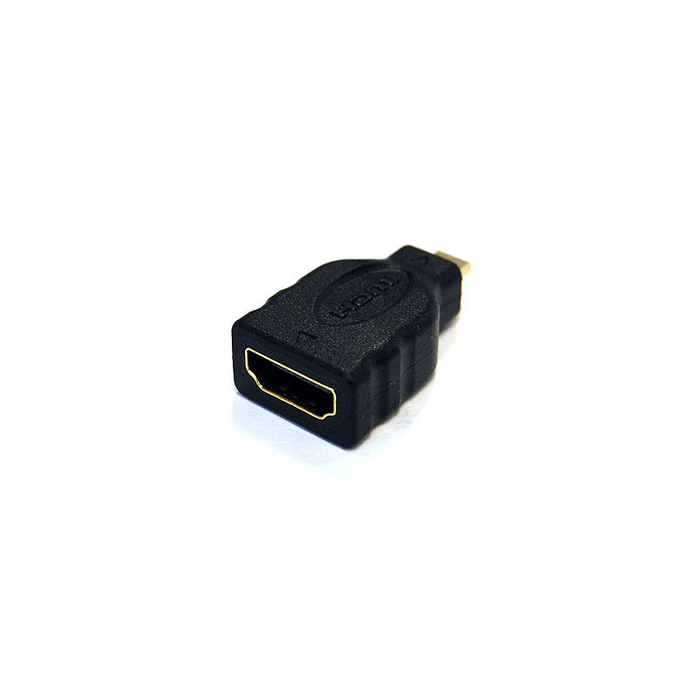 Bytecc HM-MICROFM HDMI Female to Micro Male Cable Adapter