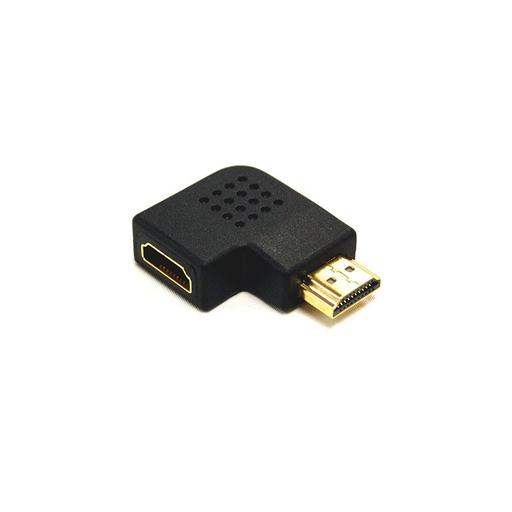 Bytecc HMSAVERR  HDMI* Saver, Male to Female Vertical Left 90 Degrees