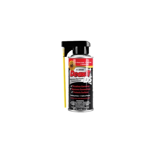 Hosa D5S-6 CAIG DeoxIT Contact Cleaner, 5 oz.