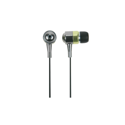 Velleman HPE6 Metal Body Earphones