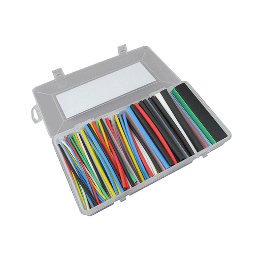 NTE Electronics HS-ASST-9 Heat Shrink Sleeves