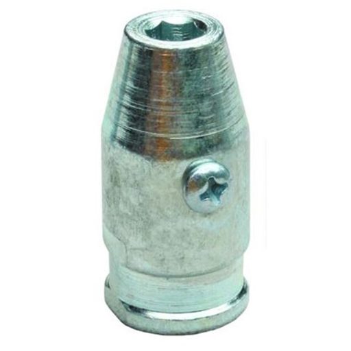 Platinum Tools JH701 Hex Adapter, Female, For 1/4-Inch Male Driver. Box.