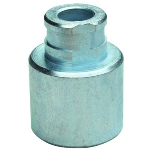Platinum Tools JH703 Hex Adapter, Female, Open End 5/8-Inch. Box.