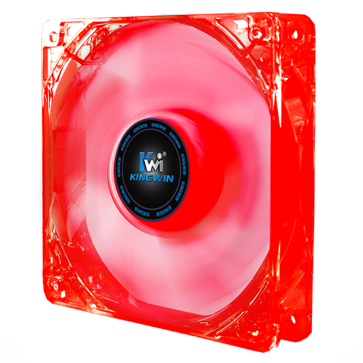 Kingwin CFR-012LB 120mm x 120mm Long Life Bearing LED Case Fan