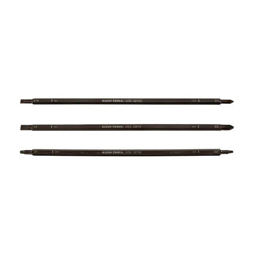 Klein Tools 32715 Replacement Driver Blades, 3 Piece