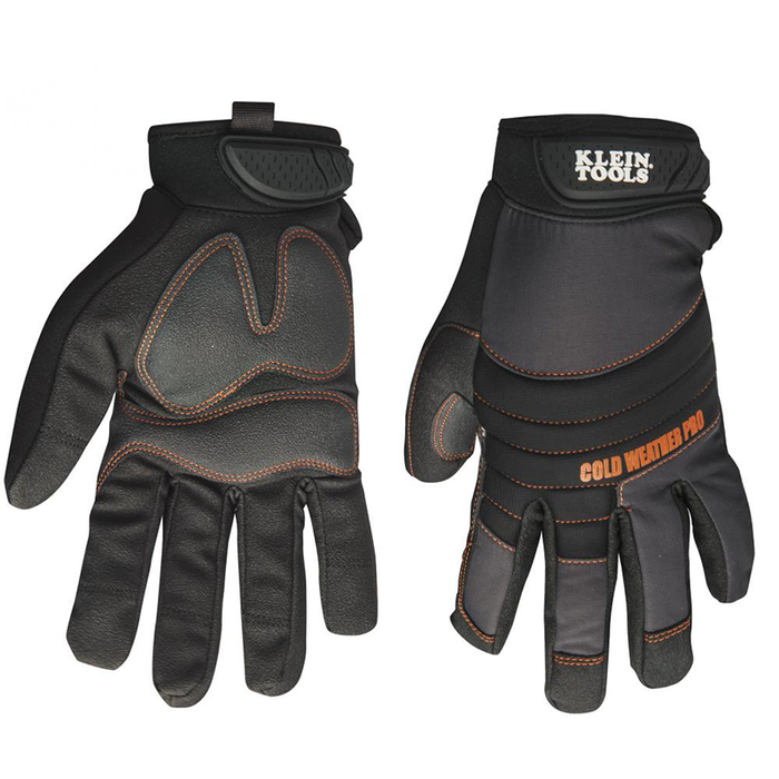 Klein Tools 40212 Journeyman Cold Weather Pro Gloves, Large