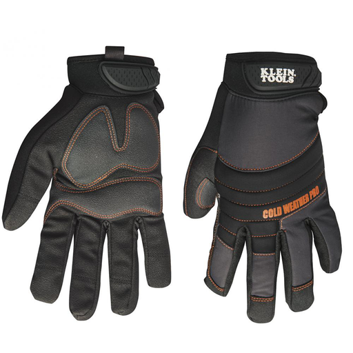 Klein Tools 40211 Journeyman Cold Weather Pro Gloves, Medium