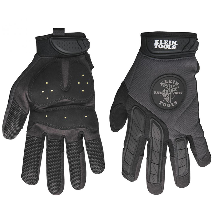 Klein Tools 40216 Journeyman Grip Gloves, Extra Large