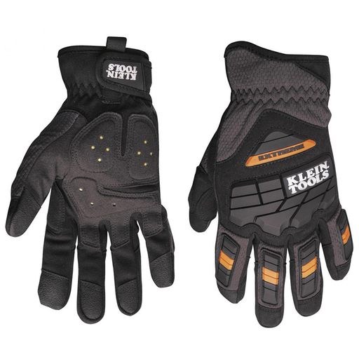 Klein Tools 40217 Journeyman Extreme Gloves, Medium