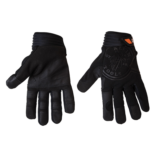 Klein Tools 40232 Journeyman Wire Pulling Gloves, Medium