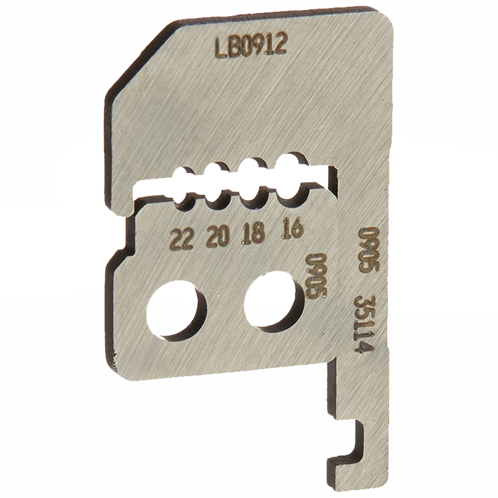Ideal LB-912 Custom Stripmaster Lite, Die-Type Blade Set, 45-632