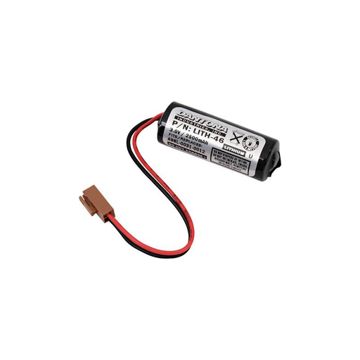 Dantona LITH-46 3 Volt 2400mAh Lithium battery fits the GE A02B-0200-K102