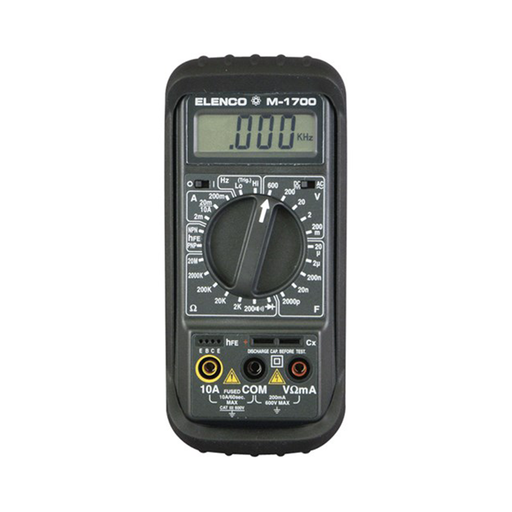 Elenco M‑1700 Digital Multimeter