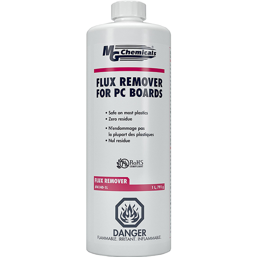 Mg Chemicals 4140-1L Flux Remover for PC Boards