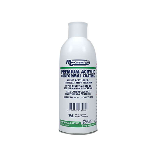 Mg Chemicals 419D-340G Premium Acrylic Conformal Coating