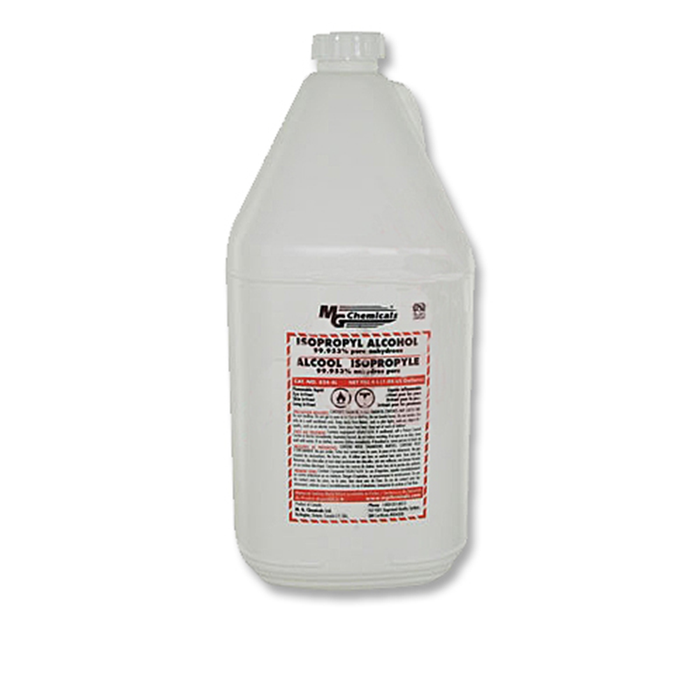 Mg Chemicals 824-4L Isopropyl Alcohol Electronics Cleaner