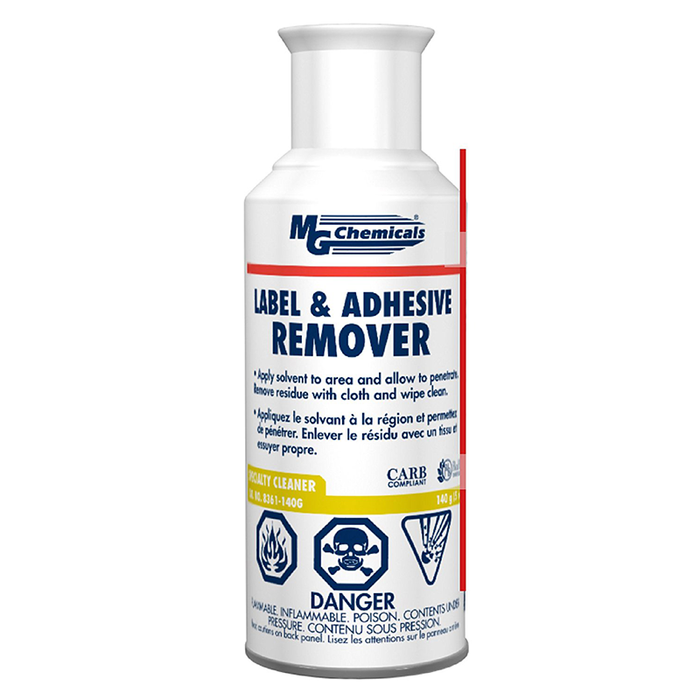 Mg Chemicals 8361-140G Label and Adhesive Remover