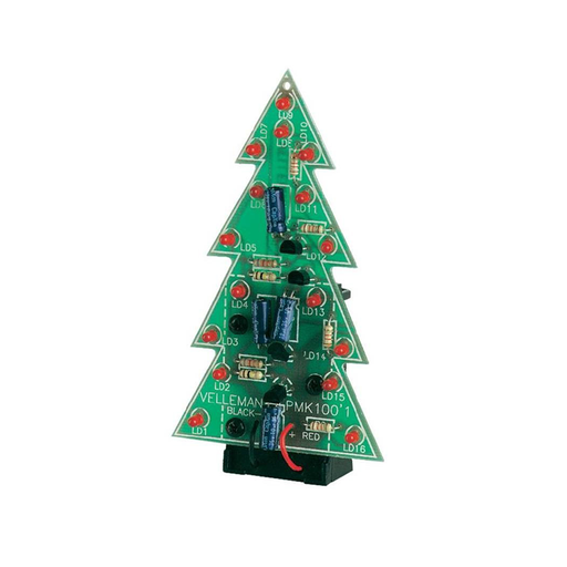 Velleman MK100 Electronic Christmas Tree Kit