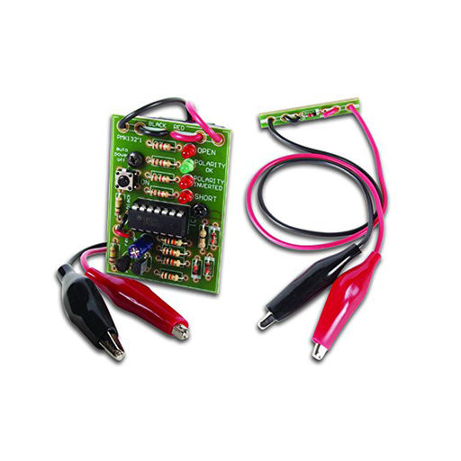 Elenco MK-132 Velleman Cable Polarity Checker Kit