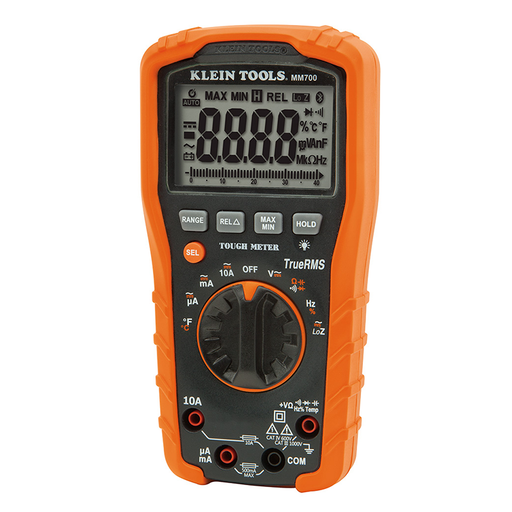 Klein Tools MM700 Digital Multimeter TRMS Low Impedance