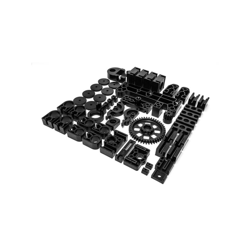 Velleman Set Plastic Parts - Black
