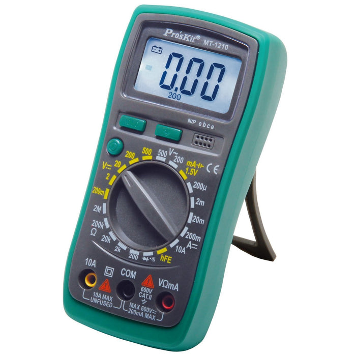 Eclipse MT-1210 Digital Multimeter