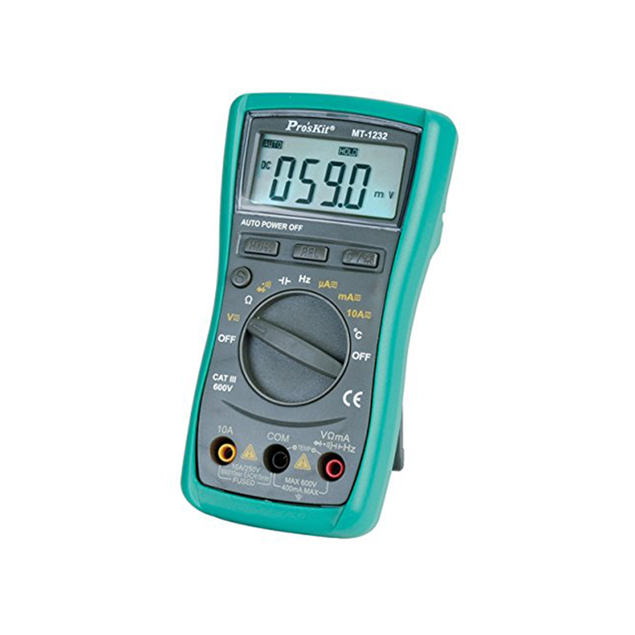 Eclipse MT-1232 Digital Multimeter