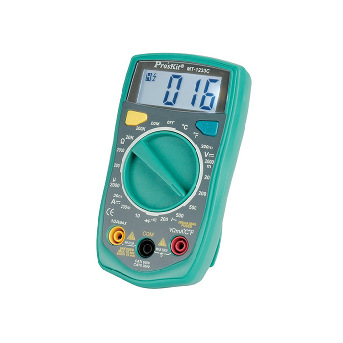 Eclipse MT-1233C Digital Multimeter