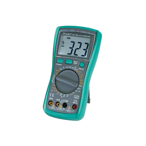 Eclipse MT-1280 Digital Multimeter