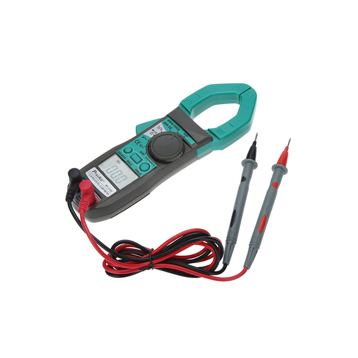 Eclipse MT-3102 2A Mini-Digital Hand-Held Clamp Meter