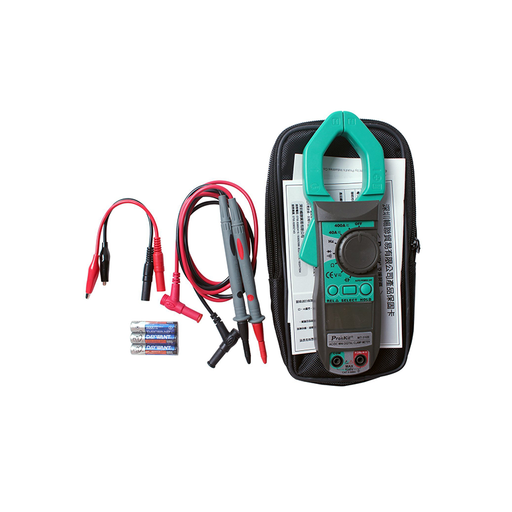 Eclipse MT-3109 AC/DC Digital Clamp Meter
