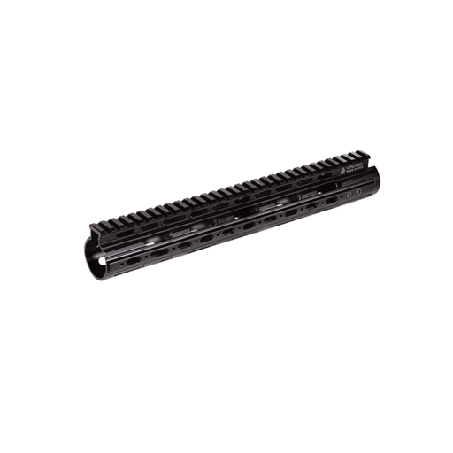 UTG MTU006SS PRO Model 4 Rifle Length Super Slim Free Float Handguard