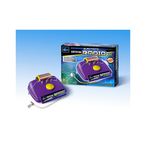 Elenco MX-901C Maxitronix Crystal Radio Kit